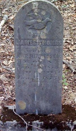 HENNESSEE, JAMES THOMAS - Warren County, Tennessee   JAMES THOMAS HENNESSEE - Tennessee Gravestone Photos