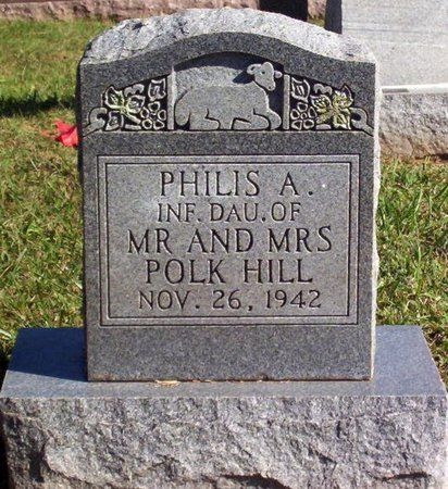 HILL, PHILIS A. - Warren County, Tennessee | PHILIS A. HILL - Tennessee Gravestone Photos