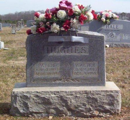HUGHES, WALTER - Warren County, Tennessee | WALTER HUGHES - Tennessee Gravestone Photos