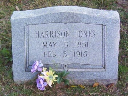 JONES, HARRISON - Warren County, Tennessee | HARRISON JONES - Tennessee Gravestone Photos