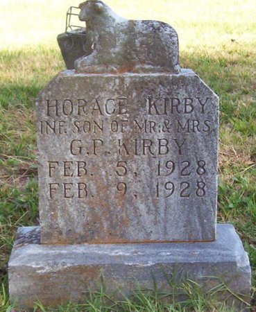 KIRBY, HORACE - Warren County, Tennessee | HORACE KIRBY - Tennessee Gravestone Photos