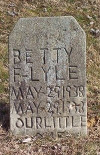 LYLE, BETTY F. - Warren County, Tennessee | BETTY F. LYLE - Tennessee Gravestone Photos