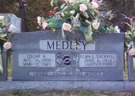 MEDLEY, ELMA L. - Warren County, Tennessee | ELMA L. MEDLEY - Tennessee Gravestone Photos