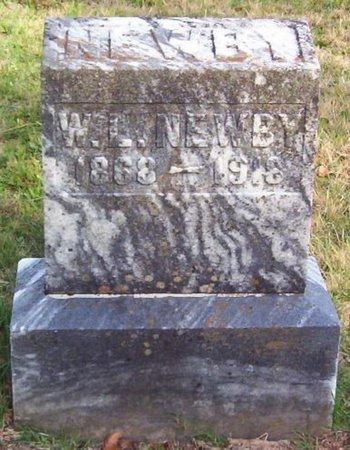 NEWBY, W. L. - Warren County, Tennessee   W. L. NEWBY - Tennessee Gravestone Photos
