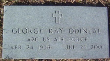 ODINEAL, GEORGE RAY - Warren County, Tennessee   GEORGE RAY ODINEAL - Tennessee Gravestone Photos