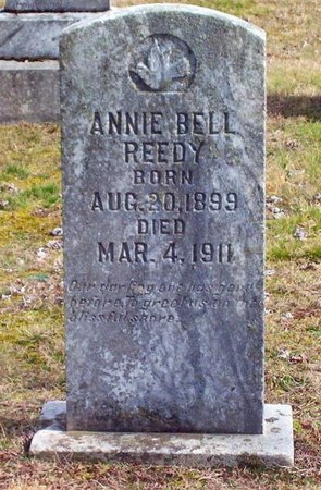 REEDY, ANNIE - Warren County, Tennessee | ANNIE REEDY - Tennessee Gravestone Photos