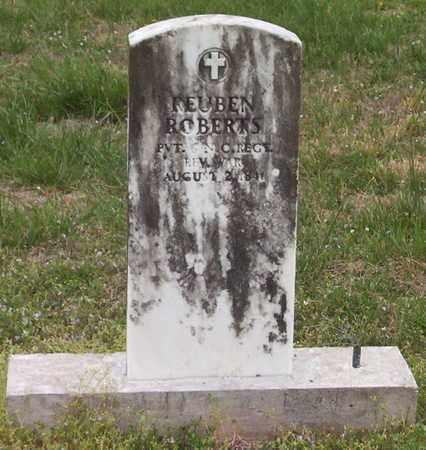 ROBERTS (VETERAN REV), REUBEN - Warren County, Tennessee | REUBEN ROBERTS (VETERAN REV) - Tennessee Gravestone Photos