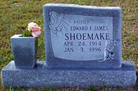 SHOEMAKE, EDWARD F. JAMES - Warren County, Tennessee   EDWARD F. JAMES SHOEMAKE - Tennessee Gravestone Photos