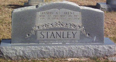 STANLEY, IRENE - Warren County, Tennessee | IRENE STANLEY - Tennessee Gravestone Photos
