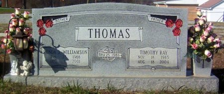 THOMAS, TIMOTHY RAY - Warren County, Tennessee | TIMOTHY RAY THOMAS - Tennessee Gravestone Photos