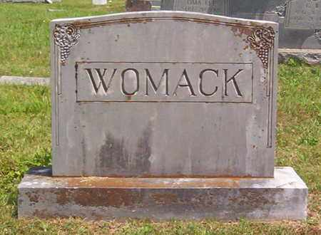 WOMACK, ARSEY (DR.) - Warren County, Tennessee | ARSEY (DR.) WOMACK - Tennessee Gravestone Photos