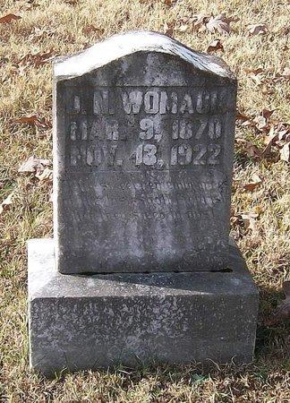 WOMACK, J. N. - Warren County, Tennessee | J. N. WOMACK - Tennessee Gravestone Photos