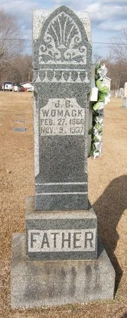 WOMACK, J. B. - Warren County, Tennessee | J. B. WOMACK - Tennessee Gravestone Photos