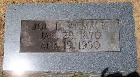 WOMACK, JOE L. - Warren County, Tennessee | JOE L. WOMACK - Tennessee Gravestone Photos