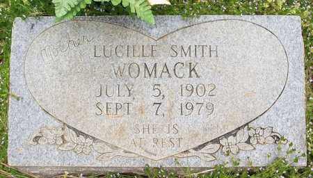 WOMACK, LUCILLE - Warren County, Tennessee   LUCILLE WOMACK - Tennessee Gravestone Photos