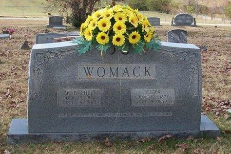 WOMACK, W. P. (BILL) - Warren County, Tennessee | W. P. (BILL) WOMACK - Tennessee Gravestone Photos