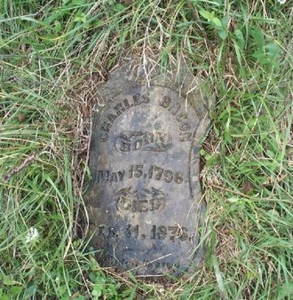 BACON, JR., CHARLES MONTGOMERY - Washington County, Tennessee   CHARLES MONTGOMERY BACON, JR. - Tennessee Gravestone Photos