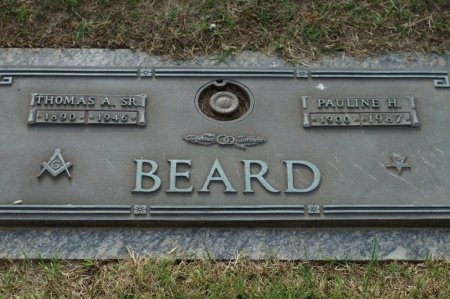 BEARD, SR., THOMAS A - Washington County, Tennessee | THOMAS A BEARD, SR. - Tennessee Gravestone Photos