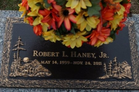 HANEY, JR., ROBERT LEE - Washington County, Tennessee | ROBERT LEE HANEY, JR. - Tennessee Gravestone Photos