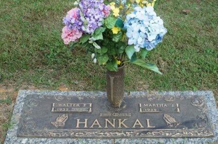 HANKAL, WALTER F. - Washington County, Tennessee | WALTER F. HANKAL - Tennessee Gravestone Photos