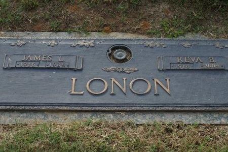 LONON, REVA B. - Washington County, Tennessee   REVA B. LONON - Tennessee Gravestone Photos