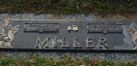 MILLER, CHARLES H. - Washington County, Tennessee | CHARLES H. MILLER - Tennessee Gravestone Photos