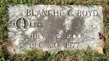BOYD, BLANCHE C. - Wayne County, Tennessee | BLANCHE C. BOYD - Tennessee Gravestone Photos