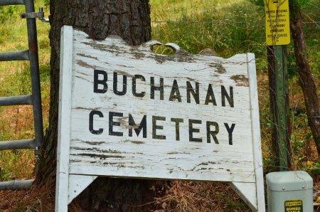 *BUCHANAN SIGN,   - Wayne County, Tennessee     *BUCHANAN SIGN - Tennessee Gravestone Photos