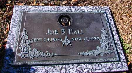 HALL, JOE B. - Wayne County, Tennessee | JOE B. HALL - Tennessee Gravestone Photos