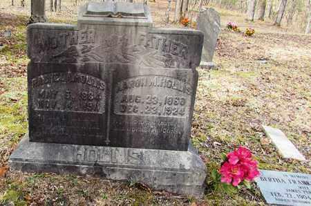 HOLLIS, AARON MONROE - Wayne County, Tennessee | AARON MONROE HOLLIS - Tennessee Gravestone Photos