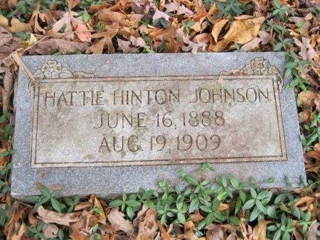 JOHNSON, HATTIE - Wayne County, Tennessee | HATTIE JOHNSON - Tennessee Gravestone Photos