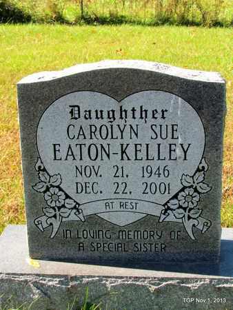 KELLEY, CAROLYN SUE - Wayne County, Tennessee | CAROLYN SUE KELLEY - Tennessee Gravestone Photos