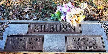 KILBURN, CLARA - Wayne County, Tennessee | CLARA KILBURN - Tennessee Gravestone Photos