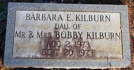 KILBURN, BARBARA E. - Wayne County, Tennessee | BARBARA E. KILBURN - Tennessee Gravestone Photos