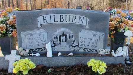 KILBURN, FRANCES E. - Wayne County, Tennessee   FRANCES E. KILBURN - Tennessee Gravestone Photos