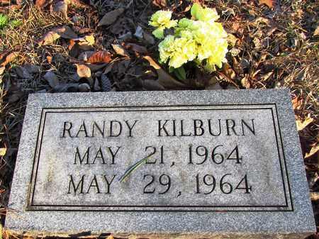 KILBURN, RANDY - Wayne County, Tennessee   RANDY KILBURN - Tennessee Gravestone Photos
