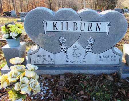 KILBURN, ROBERT B. - Wayne County, Tennessee | ROBERT B. KILBURN - Tennessee Gravestone Photos