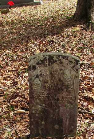 KILBURN (VETERAN UNION), WILLIAM A. - Wayne County, Tennessee   WILLIAM A. KILBURN (VETERAN UNION) - Tennessee Gravestone Photos