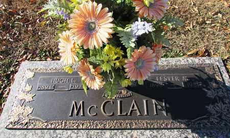 MCCLAIN, HUGH L. - Wayne County, Tennessee | HUGH L. MCCLAIN - Tennessee Gravestone Photos