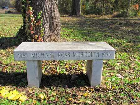 MEREDITH, MICHAEL ROSS - Wayne County, Tennessee   MICHAEL ROSS MEREDITH - Tennessee Gravestone Photos