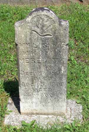 MEREDITH, WILLIAM L. - Wayne County, Tennessee | WILLIAM L. MEREDITH - Tennessee Gravestone Photos