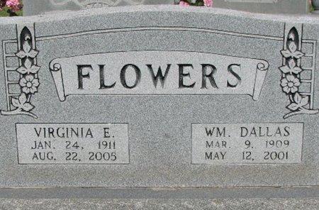 FLOWERS, WILLIAM DALLAS - Weakley County, Tennessee | WILLIAM DALLAS FLOWERS - Tennessee Gravestone Photos