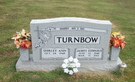 TURNBOW, JAMES EDWARD - Weakley County, Tennessee | JAMES EDWARD TURNBOW - Tennessee Gravestone Photos