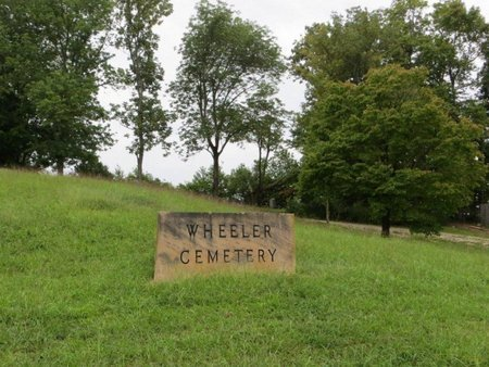 *WHEELER SIGN,  - White County, Tennessee |  *WHEELER SIGN - Tennessee Gravestone Photos
