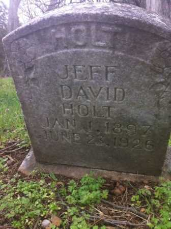 HOLT, JEFF DAVID - Williamson County, Tennessee | JEFF DAVID HOLT - Tennessee Gravestone Photos