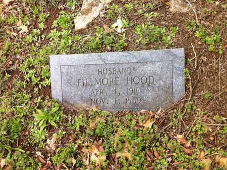 HOOD, FILLMORE - Williamson County, Tennessee   FILLMORE HOOD - Tennessee Gravestone Photos
