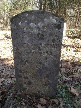 FUQUA, INFANT - Wilson County, Tennessee   INFANT FUQUA - Tennessee Gravestone Photos
