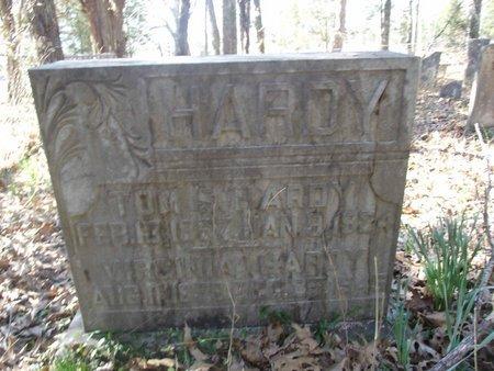 HARDY, VIRGINIA ANN - Wilson County, Tennessee | VIRGINIA ANN HARDY - Tennessee Gravestone Photos