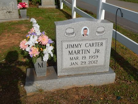 MARTIN, JIMMY CARTER - Wilson County, Tennessee | JIMMY CARTER MARTIN - Tennessee Gravestone Photos