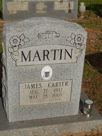 MARTIN, JAMES CARTER - Wilson County, Tennessee | JAMES CARTER MARTIN - Tennessee Gravestone Photos
